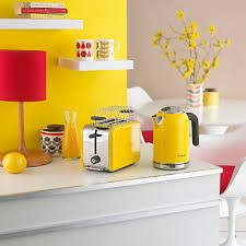 Image result for kenwood yellow kettle and toaster