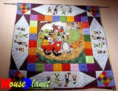 disney quilts - Google Search