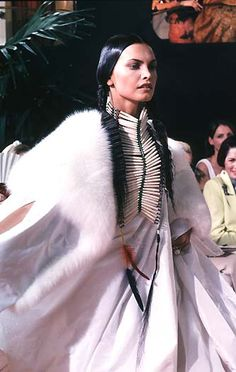 1998 99 galliano 4 dior couture show i recognize this is vintage