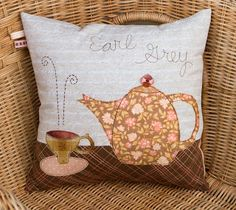 Earl Grey!  *love*  :)  I would make one with another type of tea since i do not care for flavor of Earl Gray