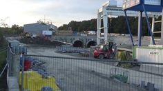 #S21 Baustellenfortschritt ### Filderportal ### 15.09.2014
