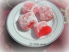 El último cupcake: Dulces delicias: Delicias turcas de Rosas
