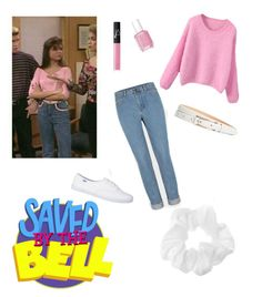 """""""kelly kapowski"""" by adamaris5433 on Polyvore featuring Brooks Brothers, Essie, NARS Cosmetics, women's clothing, women, female, woman, misses and juniors"""