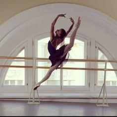 Renata Shakirova, Vaganova Ballet Academy 2014 graduate. Photo (c) Renata Shakirova