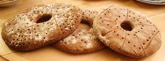 Ruisleipä - Finnish rye bread from sourdough recipe