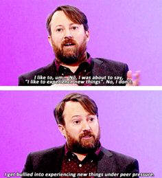 As Peep Show comes to an end, let's remember that the man behind Mark Corrigan is equally awkward, cynical, and self-deprecating. Just like you.