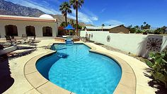 Vacation Palm Springs | Vista Morocco | Palm Springs Vacation Rental