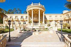"""""""Chateau d'Or"""" Mansión en Bel Air, California a la Venta por $26.9 Millones"""