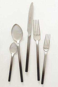 Anthropologie Orly Flatware