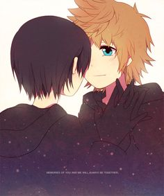 I like to think that, in some part of Sora's heart, Roxas and Xion are together again.