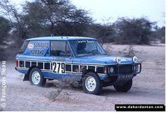 Hubert Rigal, Dakar 82