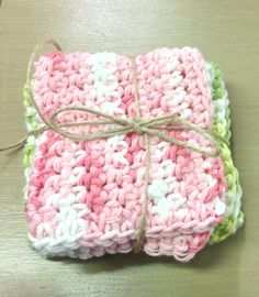 A personal favorite from my Etsy shop https://www.etsy.com/listing/277207764/hand-crocheted-cloths