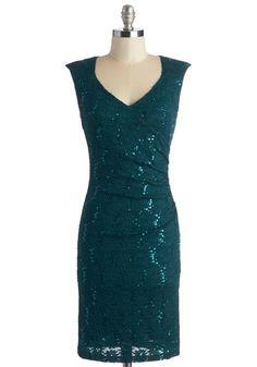 Fête to Print Dress | Mod Retro Vintage Dresses | ModCloth.com