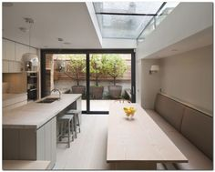 Roof Lantern Extension Ideas (65)