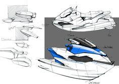 Maarten Timmer Boat Sketch, Ship Sketch, Sketch 4, Sketch Design, Ski Drawing, Boat Drawing, Lifebuoy, Industrial Design Sketch, Design Basics