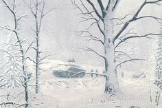 """""""Christmas in the Ardennes"""" - Dru Blair"""