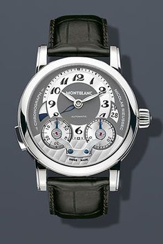 Nicolas Rieussec Chrono Watch   www.worldlux.com