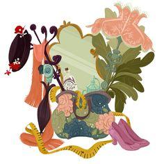 Merry Poppins, Saving Mr Banks, Disney Films, Disney Characters, Orange Bird, Jolly Holiday, Freelance Illustrator, Disney Drawings, Art Festival