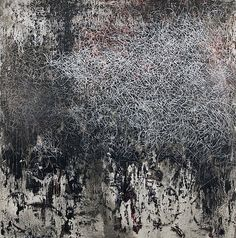 Chaotic. Beautiful. Artwork by Jose Parla via Something Burning. #art #inspiration