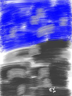 Midnight Blue. Available in Fuiszart.com