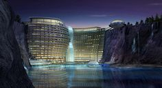 Hotel Songjiang Quarry, a challenging project - Guardians of Time  (1693×928)