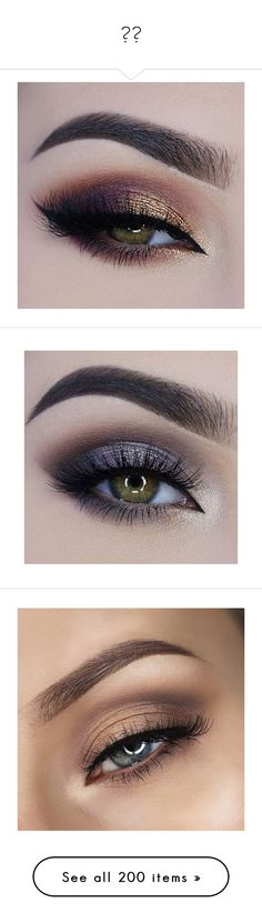 """"" by noir-wolf ❤ liked on Polyvore featuring beauty products, makeup, eye makeup, eyes, beauty, makeup looks, make, eyeliner, maquiagem and pencil eye liner"