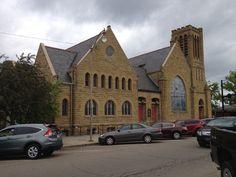Trinity Episcopal Church, Newark, Ohio