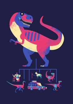 New Illustrations by Owen Davey – Inspiration Grid | Design Inspiration