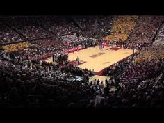 Feb. 16, 2013 - While the Maryland men's basketball team was defeating Duke on Saturday, the entire student section performed flash mob and Harlem Shake routines during breaks in the game. The atmosphere at Comcast Center is one of the best in the country. Watch and see why!