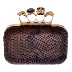 Town Shoes: Red Carpet Collection Clutch