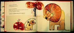 Illustration byPaloma Valdivia fromLa máscara del león