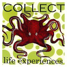 Life Experiences Custom Canvas from PoshTots