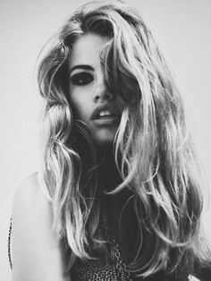 hailey clauson - Portrait - Black and White Photography 16a9b941a5