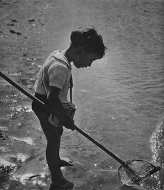 fishing ----we used to go tiddling a lot as kids...