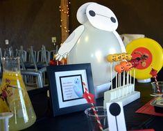 Big Hero 6 Birthday Party Ideas | Photo 1 of 31 | Catch My Party
