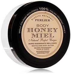 Perlier Organic Body Butter Honey 7 Ounce * More info could be found at the affiliate link Amazon.com on image.