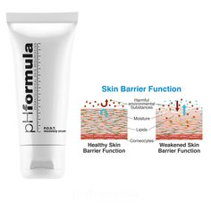 A healthy skin barrier is your first form of anti-ageing protection against pollution and sun. Repair your skin's barrier with the P. Recovery cream, a rich emollient cream with excellent anti-inflammatory and anti-oxidant properties. Skin Resurfacing, Skin Specialist, Summer Skin, Healthy Skin, Your Skin, Anti Aging, Moisturizer, Personal Care, Skin Care