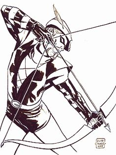 Green Arrow by Cliff Chiang