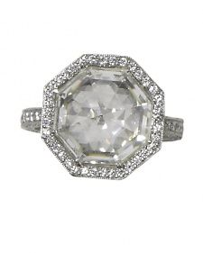 Fred Leighton engagement ring