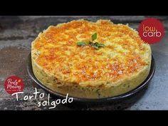 Torta de Limão LowCarb - YouTube
