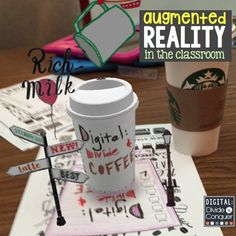 Digital: Divide & Conquer: Augmented Reality in the Classroom
