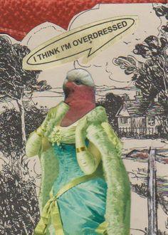 Bird People ATC swap received - Jo Murray