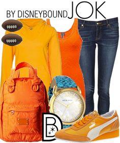 Disney Bound - JOK