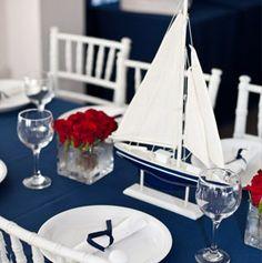 Nautical Theme Party