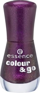colour & go nail polish 193 best dressed - essence cosmetics
