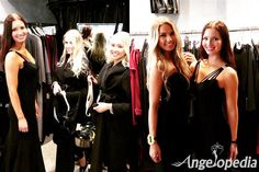 Miss Suomi 2015 Contestants Evening Gown Trial and Fitting