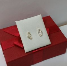 Glitter-Ohrstecker Ohrringe 925 Silber KO145 von myduttel auf Etsy