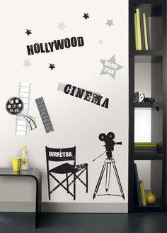 Chambres d 39 enfants en mode stickers leroy merlin - Sticker mural leroy merlin ...