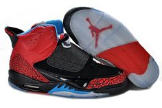 half off 99ad3 debf8 Cheap Son Of Mars Bordeaux Black Varsity Red Grey Blue Jordan Shoes 2013  Coming Out 512245 065