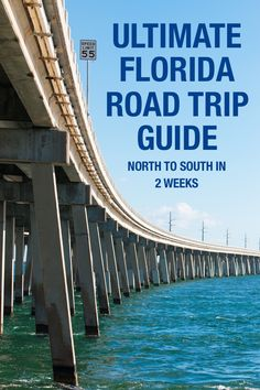 We've included everything you need to know to follow our amazing 2-week Florida road trip, from attractions to restaurants to hotels. It doesn't matter if you choose the north-to-south route (like we did) or the other way around, one thing is certain… you won't be disappointed in The Sunshine State!